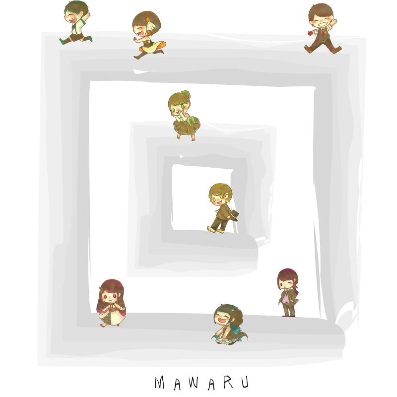 回 -MAWARU-
